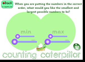 Numeri da ordinare