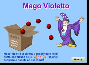 Gioca con il Mago Violetto