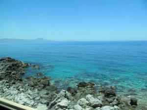 Creta giugno 2012 - il mare - foto 3