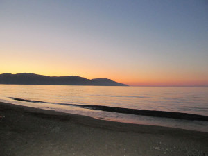 Creta giugno 2012 - Tramonto