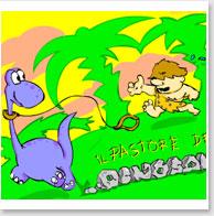 Dinosauri al pascolo