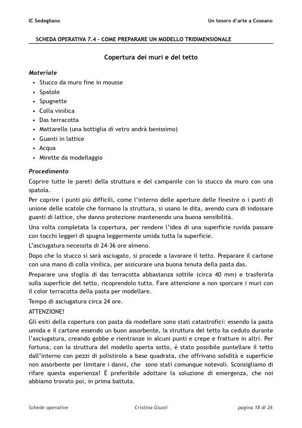 Un Tesoro Darte A Coseano La Chiesetta Di San Rocco Schede