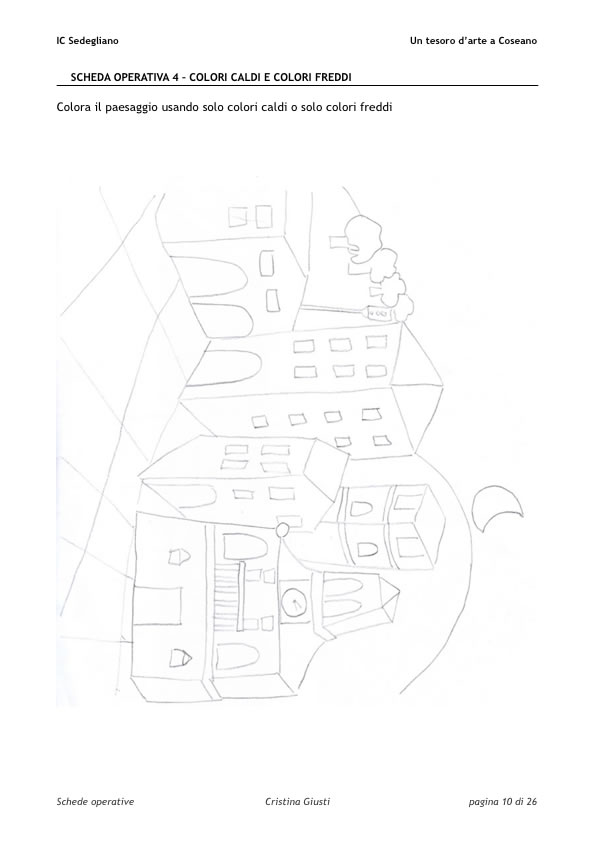 Estremamente Un tesoro d'arte a Coseano - La chiesetta di San Rocco | Schede  HN02