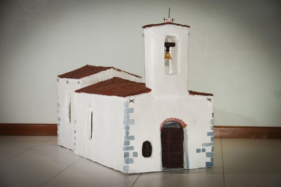 Un tesoro d 39 arte a coseano la chiesetta di san rocco for Come costruire i passaggi della scatola