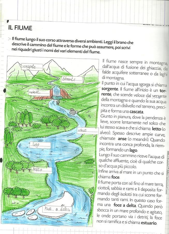 Collinrete progetto di friulano 2010 2012 scienza in - Portano acqua ai fiumi ...