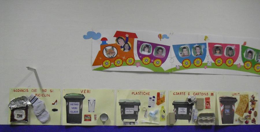 Collinrete progetto di friulano 2010 2012 scienza in for Cartelloni di natale per la scuola dell infanzia