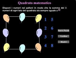 Palloncini matematici