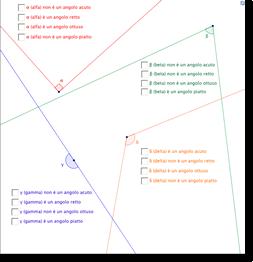 Verifica sugli angoli