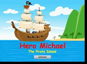 L'eroe Michael nell'isola dei Pirati