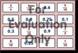 Frazioni e numeri decimali