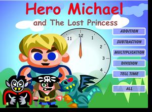 L'eroe Michael alla ricerca della principessa scomparsa