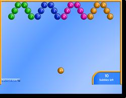 Bubbles con Numeri