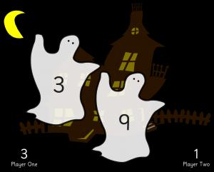 Spara alla coppia di fantasmi