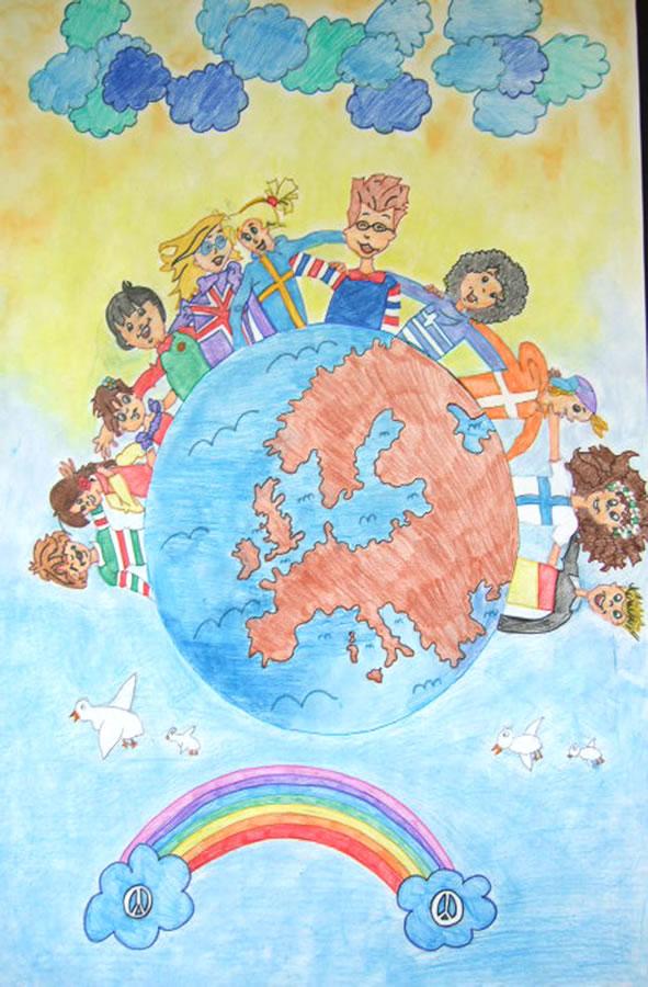 Molto Un Poster per la pace 2010/2011 XI11