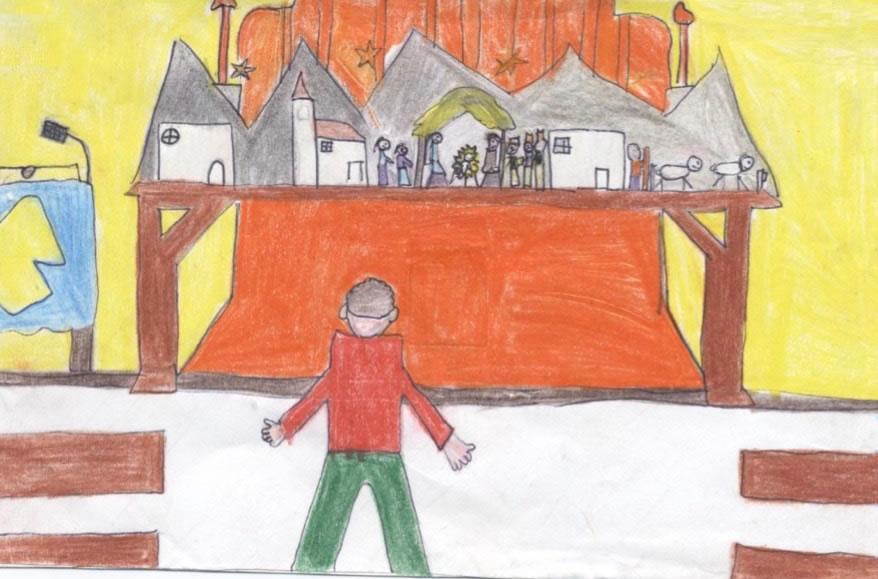 La Leggenda Della Stella Di Natale Scuola Primaria.Ic Basiliano E Sedegliano La Leggenda Della Stella Di Natale 15