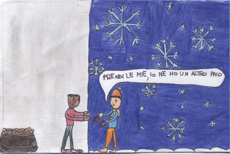 La Leggenda Della Stella Di Natale Scuola Primaria.Ic Basiliano E Sedegliano La Leggenda Della Stella Di Natale 19